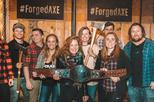 1-Hour Guided Axe Throwing Experience in Whistler