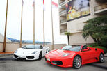 Double Supercar Driving Experience from Monaco