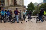Bike Tour in Bogota Historical Sites and Fruit Market