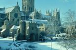 Christmas Day in Canterbury, Dover, and Greenwich from London with Lunch