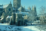 Leeds Castle,Canterbury Cathedral, Dover and Greenwich Tour with Lunch on New Year's Day