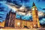 London by Night Sightseeing Open Top Bus Tour with Live Commentary