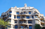 Barcelona Gaudi Tour by Scooter, Barcelona, Vespa, Scooter & Moped Tours