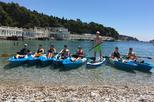 Discover Hvar and Pakleni Islands by single sea kayak