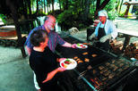 Mendenhall Glacier Tour with Salmon Bake from Juneau