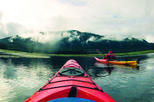 Mendenhall Lake Kayak and Salmon Bake Adventure