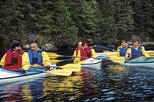 Sitka Shore Excursion: Sea Kayaking Adventure