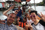 All-in bike and boat tour