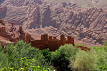 Private Day Trip Ouarzazate to Dades Gorges via Rose Valley