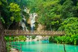 Full Day Tour To Pak Ou cave, Traditional village and Kuang si waterfalls