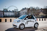 1.5-Hour Self-Guided Tour: Yonda London Sightseeing Car