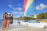 Hobie Cat Catamaran Sailing Excursion in Miami!