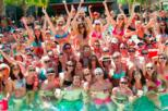 6-Hour Daytime Rooftop Pool and Beach Party in Playa del Carmen