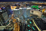 Deluxe Las Vegas Helicopter Night Flight with VIP Transportation, Las Vegas,
