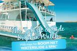 Port Stephens 2-hr Dolphin Watch Cruise Including Splash and Slide