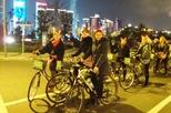 Small-Group Night Bike Tour in Shanghai