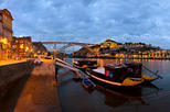 Porto Sightseeing Tour at Night with Fado Performance, Porto & Northern Portugal,