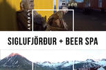 Artic Sigló-Kaldi Beer spa & Meal (All included lux tour)