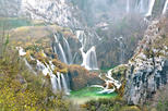 Day Trip from Zagreb to Split with Plitvice Lakes Tour