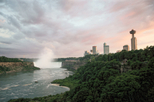 Evening Walking Tour of Niagara Falls US Side