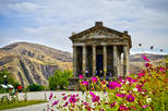 Day Trip to Garni Temple Geghard Monastery Lavash baking and tasting