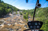 Atlanta's Six Flags and Sweetwater Creek Helicopter Tour