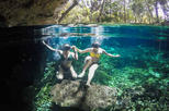ATV  AND CENOTE SWIM FROM CANCUN