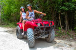 ATV  AND CENOTE SWIM FROM PLAYA DEL CARMEN