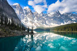 Canadian Rockies small groups national parks camping tour - 7 days