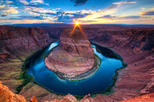 TravelToe Exclusive: Private Overnight Tour to Antelope Canyon, Horseshoe Bend, Lake Powell and Zion from Las Vegas