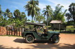 Private Angkor Day Tour (by Army Jeep)