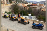 3-4 Hrs Seaside Quad & Buggy Safari Tour in Paphos