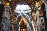 No Wait Access: St Peter's Basilica with Audio Guide