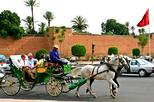 Horse-Drawn Carriage Ride & Dinner in the Best Restaurant in Marrakech