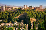 Malaga Shore Excursion: Skip-the-Line Alhambra and Generalife Gardens Tour in Granada