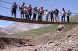 Andes Trekking Tour from Mendoza, Mendoza, Hiking & Camping