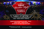 New Year's Eve Dinner and party at Tango Porteño