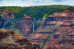 Intimate Waimea Canyon Half Day Eco Fun Tour from South Kauai