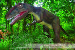 Clark Dinosaurs Island Attraction Ticket