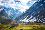 Cruise Special: Bergen to Geiranger, The Scenic Mountain route