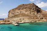 Crete: The pirate kingdom of Gramvousa, Self-Guided audio tour