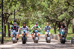 Austin Electric Minibike Tour