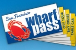 San Francisco Fisherman's Wharf Pass, San Francisco,