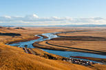 The Headwaters of the Yellow River