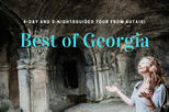 Best of Georgia: 4-Day and 3-Night Guided Tour from Kutaisi