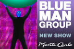 Blue Man Group at Monte Carlo Resort and Casino, Las Vegas,