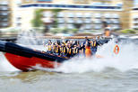 Ride the Tiger - speedboat tour through central London