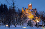 Bran Castle - Dracula's Castle after hours