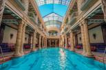 Budapest Gellert Spa Entrance with VIP Massage