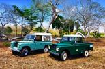 Full-Day Expedition To Uxmal and Ride In A Vintage Land Rover